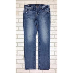 Lucky Brand 1 Authentic Skinny Jeans 33X32